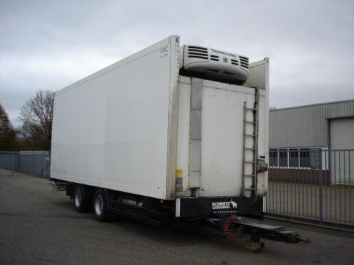 SCHMITZ Schmitz Cargobull 2 AXLE TRAILER - FRIGOBOX -THERMOKING remorque frigorifique