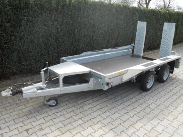 IFOR Williams GX106 3.5T PLANT TRAILER remorque porte-voiture