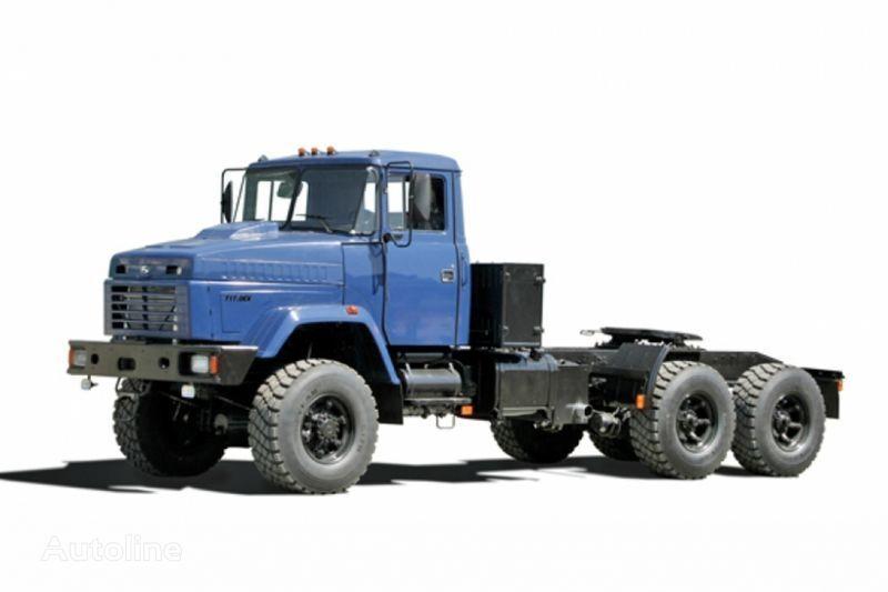 KRAZ T17.0EH tracteur routier