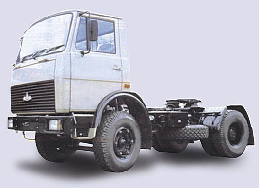 MAZ 5433 tracteur routier neuf