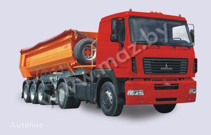 MAZ 5440 A5 tracteur routier neuf