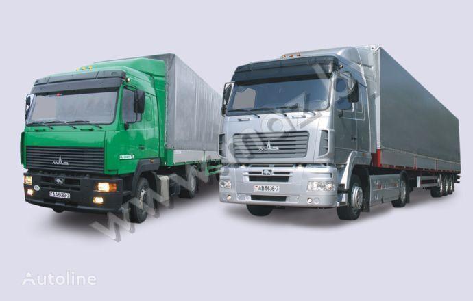 MAZ 5440 (A8, A9, 19, E9) tracteur routier neuf