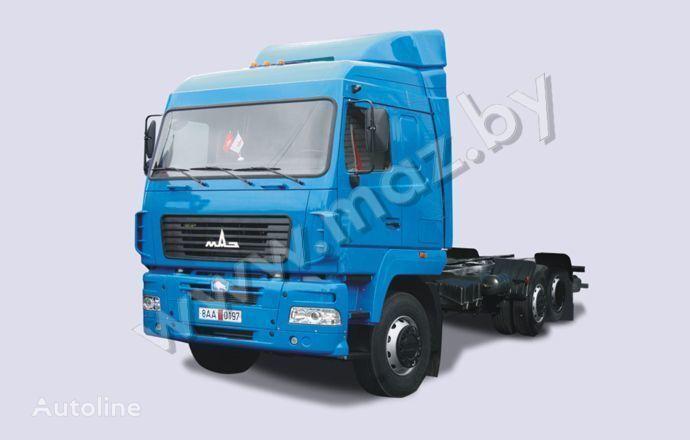 MAZ 6310 tracteur routier
