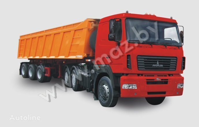 MAZ 6430 A8 tracteur routier neuf