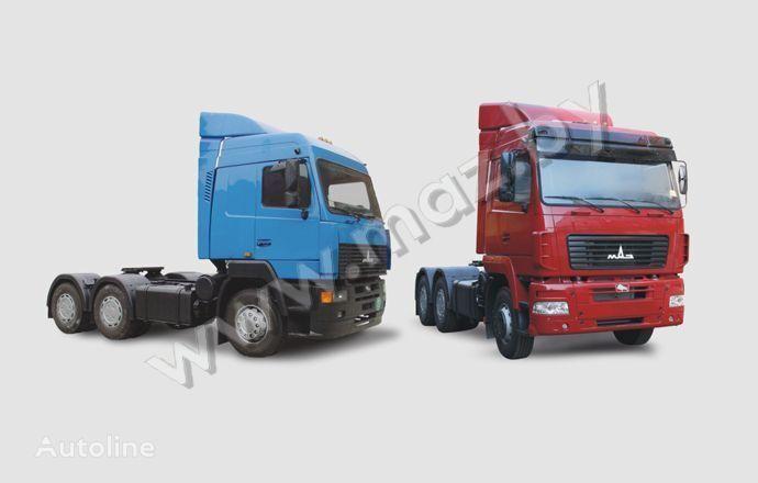 MAZ 6430 (A8, A9, 18) tracteur routier neuf