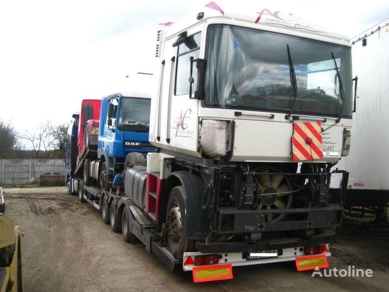 RENAULT MAGNUM 440 DXI SPROWADZONA Z FRANCJI tracteur routier après accident