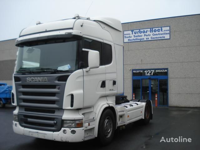 SCANIA R 500 highline tracteur routier