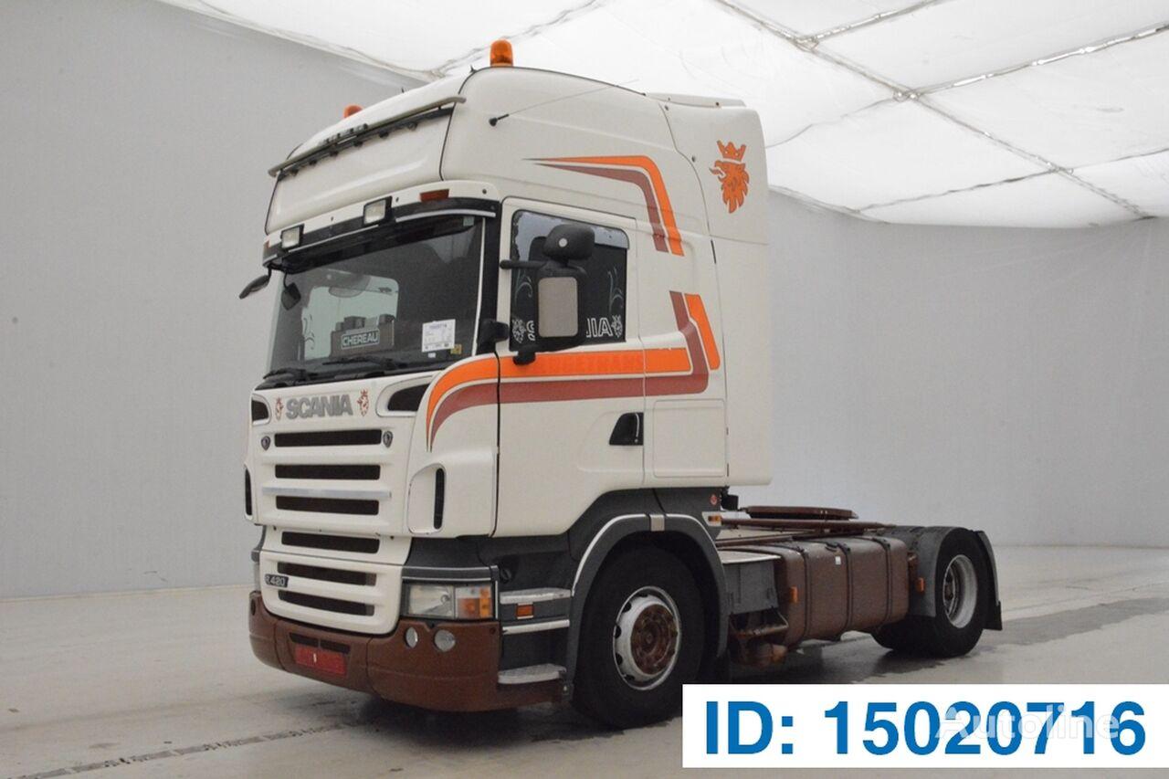 SCANIA R420 TOPLINE tracteur routier