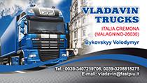 VLADAVIN TRUCKS