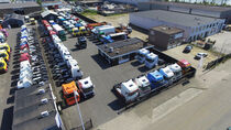 Surface de vente Kaus Trucks