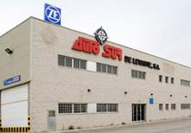Surface de vente Autosur de Levante S.A.