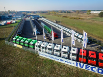 Surface de vente Iveco Poland Sp. z o. o. Used Truck Center