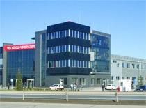 Surface de vente Euromarket Construction