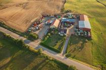 Surface de vente Naprawa i Handel Maszynami Rolniczymi Marek Siedlecki