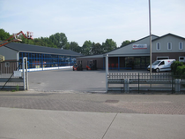 Surface de vente Machinehandel Jespers BV