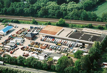 Surface de vente Henri und Daniel Nutzfahrzeughandel GmbH & Co. KG