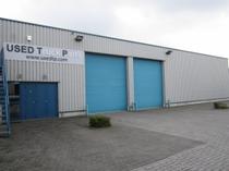 Surface de vente Used Truck Parts BVBA company