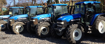 Surface de vente Nephin Tractors & Machinery Ltd.
