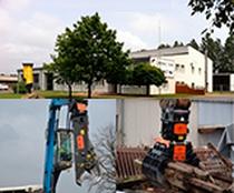 Surface de vente HYDRARAM Deutschland GmbH
