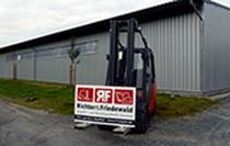 Surface de vente Richter & Friedewald Fördertechnik GmbH