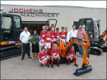 Surface de vente JOCHEMS MACHINERY