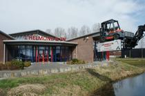 Surface de vente J.Helmond Forklifts BV