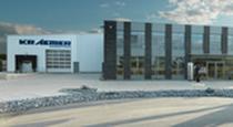 Surface de vente Kraemer Baumaschinen company