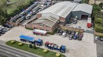 Surface de vente Kel-berg Trailers & Trucks Ltd