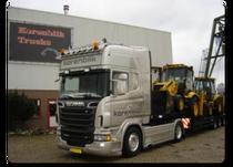 Surface de vente Korenblik Trucks