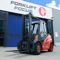 Surface de vente Forklift Focus B.V.
