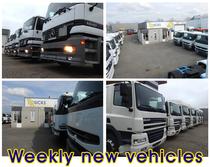 Surface de vente Trucks Roosendaal B.V.