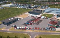 Surface de vente Louis Boon Trucks & Trailers BV