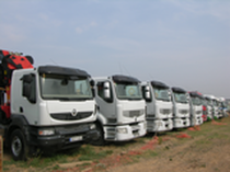 Surface de vente Lanamar – Trucks & Machinery