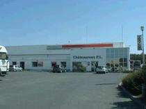 Surface de vente CHATEAUROUX P.L.