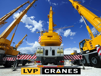Surface de vente LVP CRANES SPAIN SL