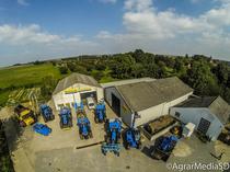 Surface de vente BVBA Landbouwmachines Van Ceulebroeck