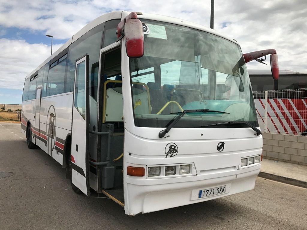 MERCEDES-BENZ O404 autocar de tourisme