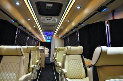 MERCEDES-BENZ Travego VIP - Erduman autocar de tourisme