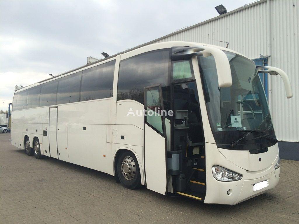 SCANIA Irizar New Century 15.37 autocar de tourisme