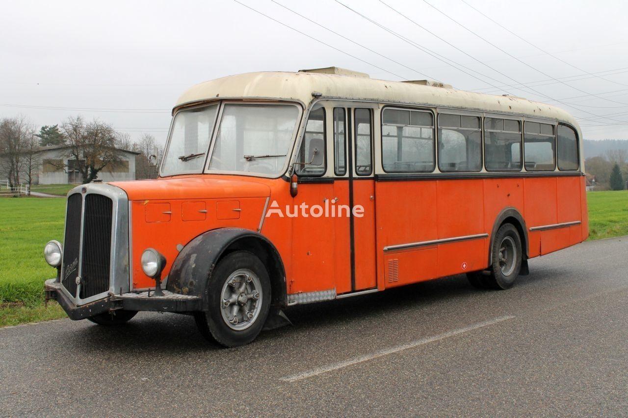 BERNA Saurer  bus Interurbain