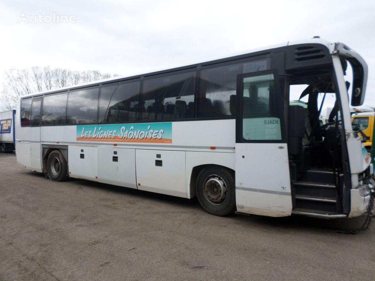 vente des bus touristiques renault illiade apr s accident. Black Bedroom Furniture Sets. Home Design Ideas