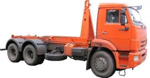 KAMAZ KO-452-13  camion ampliroll