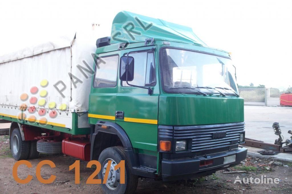 IVECO 135 17 camion bâchée