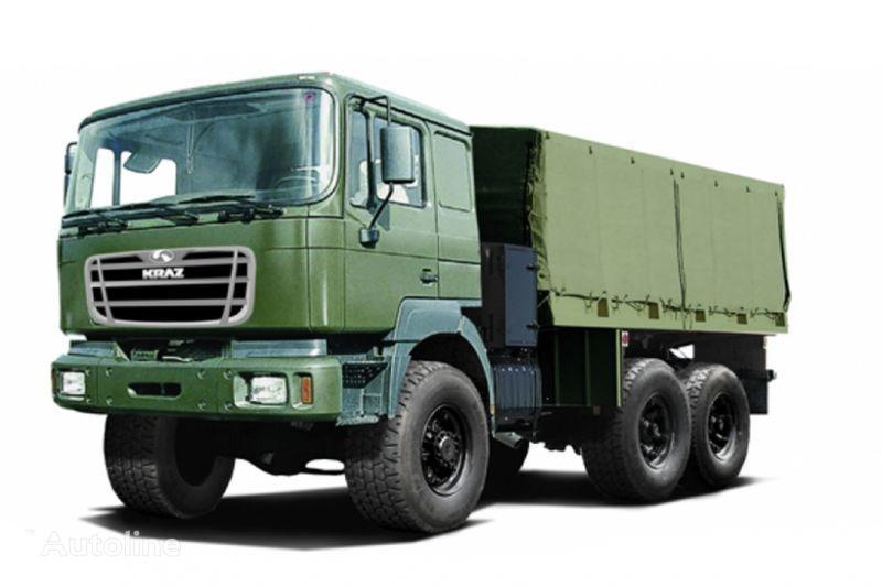 KRAZ V12.2MEH camion bâchée