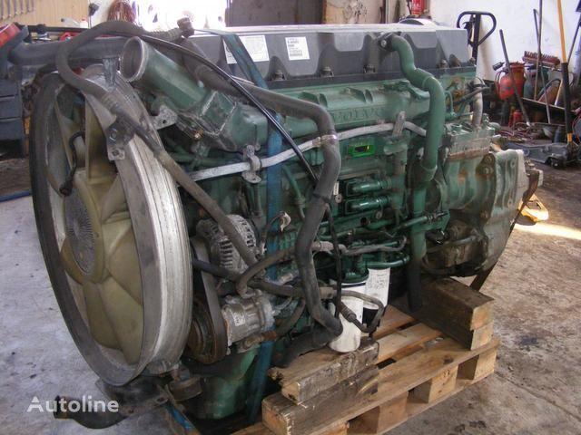 VOLVO motor D13A 400/440/480 EURO 3 camion bâchée