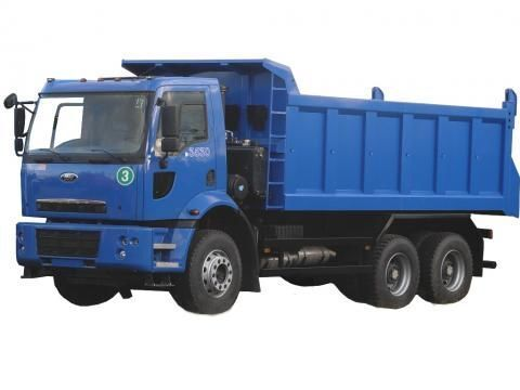 FORD CARGO 3530 D camion benne
