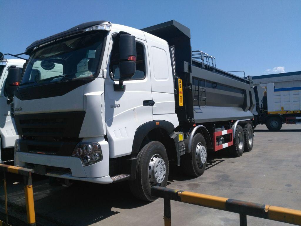 HOWO A7 camion benne neuf