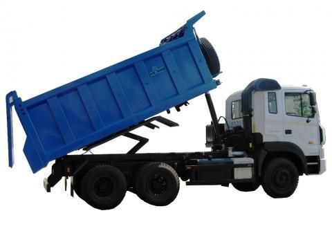 HYUNDAI HD 270 camion benne