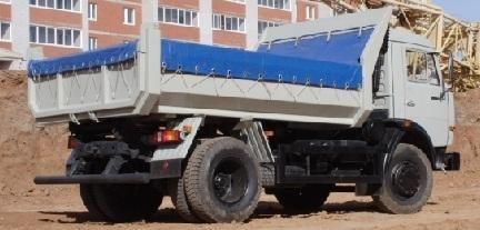 KAMAZ 43255 camion benne neuf
