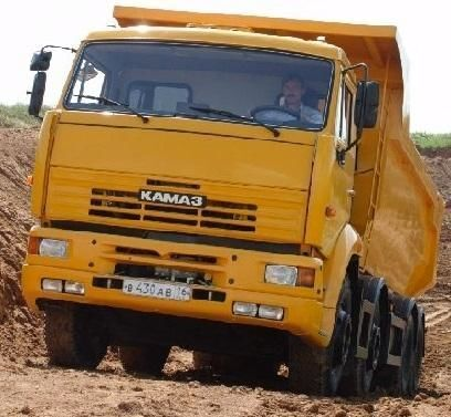 KAMAZ 65201 camion benne neuf